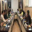 برگزاری چهارمین جلسه هم افزایی شورای نوآوری مدیران استان