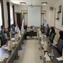 جلسه هم اندیشی با اعضای شورای هماهنگی مبارزه با مواد مخدر استان
