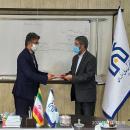 انتصاب آقای دکتر خرمی به عنوان مدیر جدید گروه برق موسسه